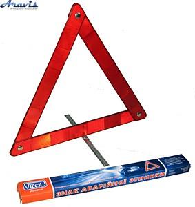 Знак аварийный ЗА-001 color box vitol