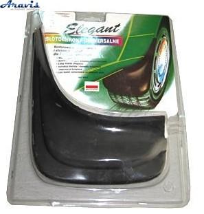 Брызговики для авто Vitol Элегант-1 универсальные резиновые