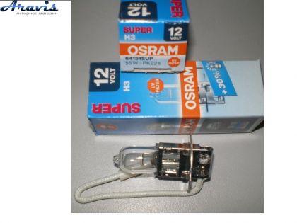 Галогенка H3 OSRAM 12V 55W +30% 64151SUP