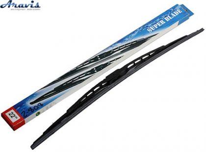 """Дворники для авто щетки стеклоочистителей Suber Blade 22"""" 560мм"""