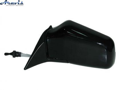 Боковые зеркала универсальные черные с регулировкой KL-090