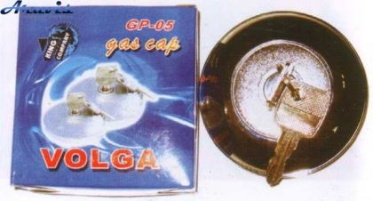 Крышка бака VOLGA под ключ OS-300 хром