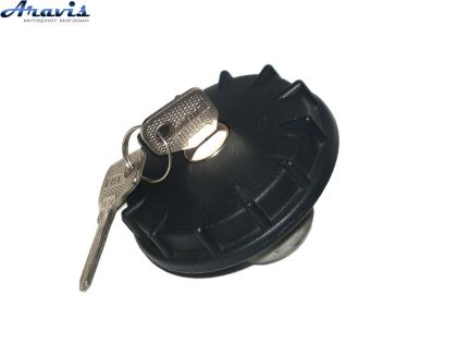 Крышка бака Жигули SBR GP-01 Black под ключ
