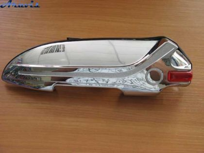 Накладки на ручки ВАЗ 2109-99 HD-8456 хром