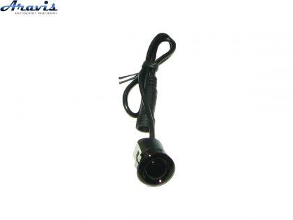 Датчик парковки SPY/TK039 18 mm/коннектор/black