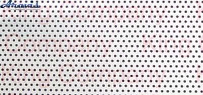 Алюминевая сетка PW-2026-E (100х33) отверстия