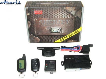 Сигнализация SHERIFF ZX-750 PRO Dialog