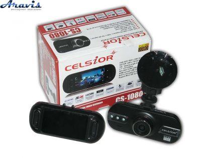 Видеорегистратор Celsior CS-1080 FHD