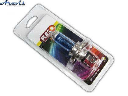 Галогенка H4 PULSO 12V 60/55W LP-40651 Super White/ блистер