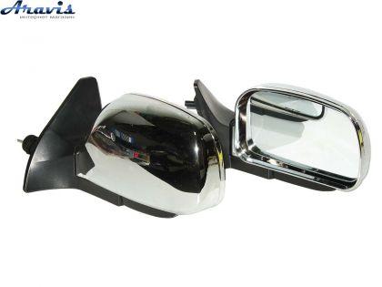 Боковые зеркала на ВАЗ 2109 хромированные ЗБ-3109