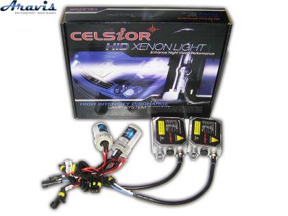 Комплект ксенона CELSIOR H1 4300K