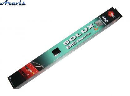 Пленка тонировочная SOLUX SRC  50 см х3м Medium black 20%