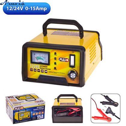 Зарядное устройство для автомобильного аккумулятора Pulso BC-12245 импульсное