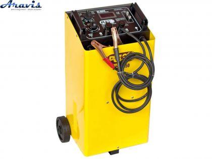 Пуско зарядное устройство для автомобильного аккумулятора Pulso BC-40650 12/24V 480A