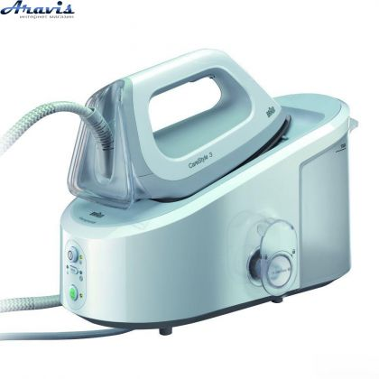 Парогенератор Braun CareStyle 3 IS 3041 WH