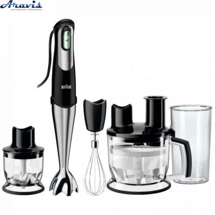 Блендер Braun Multiquick 7 MQ 785 Patisserie Plus
