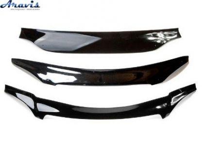 Дефлектор капота мухобойка Kia Optima 2012- Restar