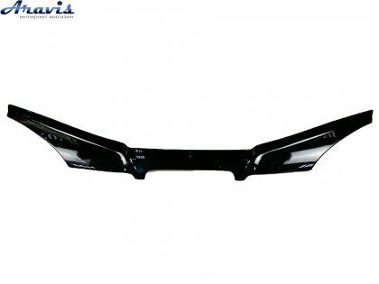 Дефлектор капота мухобойка Chevrolet Lachetti SD 03-13 Anv-Air