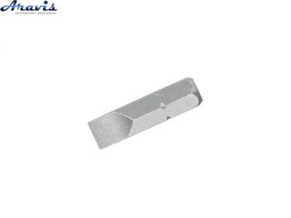 Бита для отвёртки ударной шлицевая 10мм 35mm HANS 012-4M10