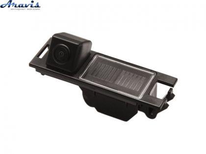 Камера заднего вида Hyndai ix35 Tucson  2010/11 с переходной рамкой
