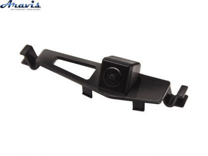 Камера заднего вида BUD F6 с переходной рамкой