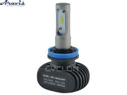 Светодиодные лампы Cyclone LED H11 5000K 3500Lm type 9B