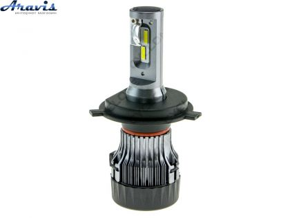 Светодиодные лампы Cyclone LED H4 H/L 5000K 5000Lm CR type 19
