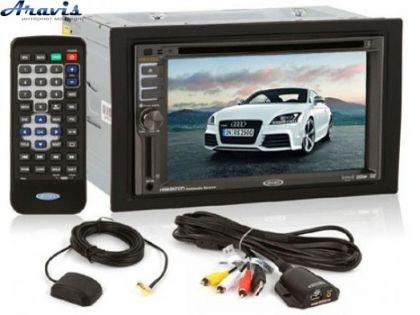 Автомагнитола Jensen VM9424R GPS DVD USB 2DIN