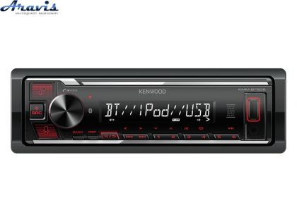 Автомагнитола Kenwood KMM - BT206 Bluetooth