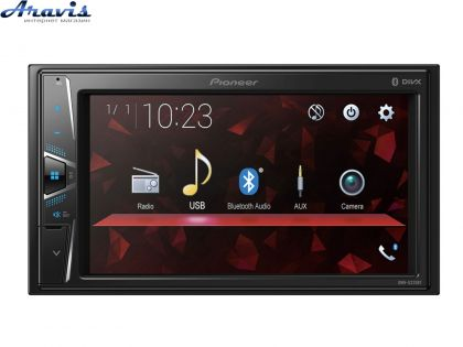 Автомагнитола Pioneer DMH - G220BT 2DIN/Bluetooth