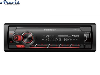 Автомагнитола Pioneer MVH-S420BT Bluetooth