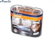 Галогенка H1 OSRAM 12V 55W +110% 64150NBU Night Breaker Unlimited